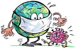 Wat in Nederland niet over Corona Covid19 virus verteld wordt, maar in buitenland wel
