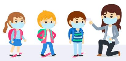 Belangrijke besmettingsbron covid19 – In VS is 11 procent patiënten kinderen