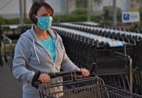 Studie die waarschuwde voor de gevaren gebruik mondkapjes ingetrokken